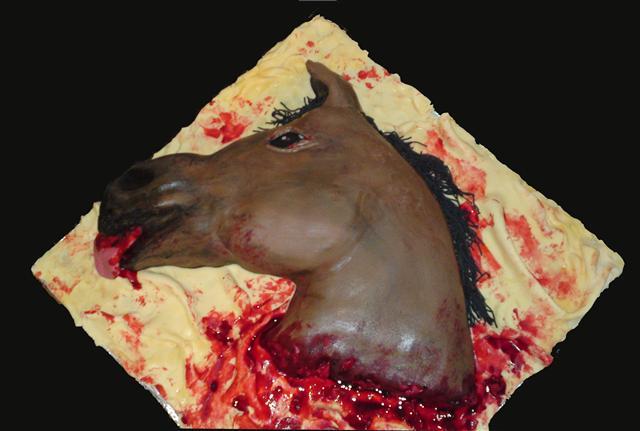 Horse Head Cake Design : Horse Head Cake Ideas and Designs